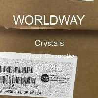 017269 - Crystek Corporation - クリスタル