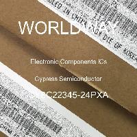 CY8C22345-24PXA - Cypress Semiconductor