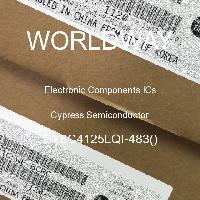 CY8C4125LQI-483() - Cypress Semiconductor