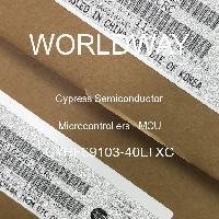 CYRF69103-40LTXC - Cypress Semiconductor - Microcontrollers - MCU