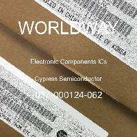 037-000124-062 - Cypress Semiconductor - 電子部品IC