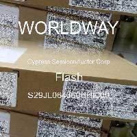 S29JL064J60BHI000 - Cypress Semiconductor - Flash