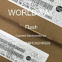 S25FL064P0XBHI020 - Cypress Semiconductor