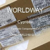 CY8CTMG240-LTI-01 - Cypress Semiconductor - 전자 부품 IC