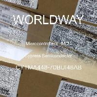 CYTMA448-70BUI48AB - Cypress Semiconductor - Microcontrollers - MCU