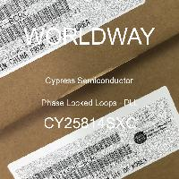 CY25814SXC - Cypress Semiconductor - Phasenregelkreise - PLL