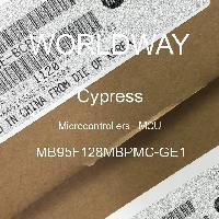MB95F128MBPMC-GE1 - Cypress Semiconductor - Microcontrollers - MCU