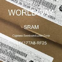 STK17TA8-RF25 - Cypress Semiconductor - SRAM