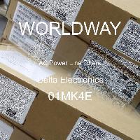 01MK4E - Delta Electronics Inc - AC電源ラインフィルター