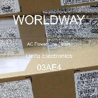 03AE4 - Delta Electronics - AC電源ラインフィルター