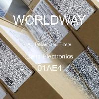 01AE4 - Delta Electronics - AC電源ラインフィルター