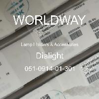 051-0914-01-301 - Dialight - ランプホルダーとアクセサリー