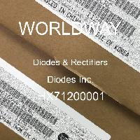 HX71200001 - Diodes Incorporated - Diodes & Rectifiers