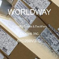 APD260VD-G1 - Diodes Incorporated - Schottky Diodes & Rectifiers