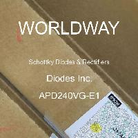 APD240VG-E1 - Diodes Incorporated - Schottky Diodes & Rectifiers