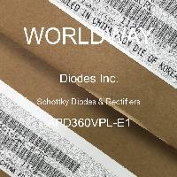 APD360VPL-E1 - Diodes Incorporated - Schottky Diodes & Rectifiers