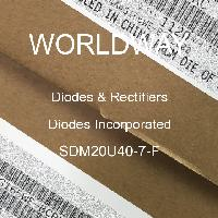 SDM20U40-7-F - Diodes Incorporated - Diodes & Rectifiers