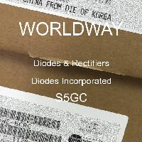 S5GC - Diodes Incorporated - Diodes & Rectifiers