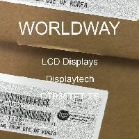 DT035TFT-TS - Displaytech - LCD Menampilkan