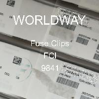 9841 - FCI - ヒューズクリップ