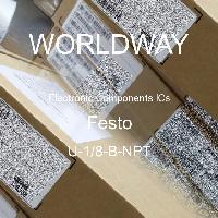 U-1/8-B-NPT - Festo - Electronic Components ICs