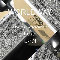 U-1/4 - Festo - IC linh kiện điện tử