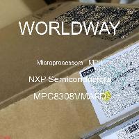 MPC8308VMAFD - Freescale Semiconductor
