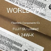 A 24W-K - FUJITSU Limited - 전자 부품 IC