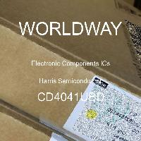CD4041UBD - Harris Semiconductor