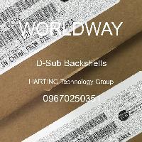09670250351 - HARTING Technology Group - D-Sub Backshells