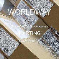09330006239 - HARTING - Konektor Daya Tugas Berat