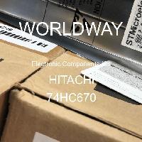 74HC670 - HITACHI