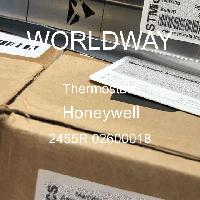 2455R 02600018 - Honeywell Sensing and Control - Thermostats
