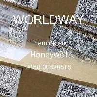 2450 00820516 - Honeywell - Thermostate