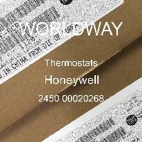 2450 00020268 - Honeywell - Thermostats
