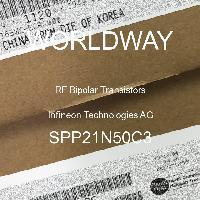 SPP21N50C3 - Infineon Technologies AG