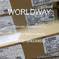 BSC016N03MSG - Infineon Technologies AG - Electronic Components ICs