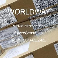 ADMP504ACEZ-RL - InvenSense Inc - MEMS-Mikrofone