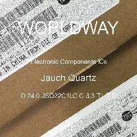 O 24,0-JSO22C1LC-C-3,3-T1-T-D - Jauch Quartz - Electronic Components ICs