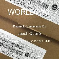 O 25,0-JSO22C1LC-C-3,3-T1-T-D - Jauch Quartz - Electronic Components ICs