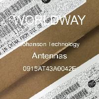 0915AT43A0042E - Johanson Technology - Antennas