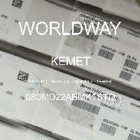 080MD22ABMK1STD - Kemet Electronics - Aluminum Electrolytic Capacitors - Leaded