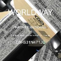 05HS31N471JC - Kemet Electronics - Condensatoare ceramice multistrat MLCC - Plum