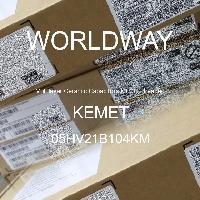 05HV21B104KM - Kemet Electronics - Capacitores cerámicos de capas múltiples (MLC