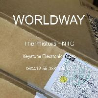 060412-55.06K-120-C1 - Keystone Electronics Corp - Thermistors - NTC