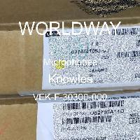 VEK-F-30300-000 - Knowles - Micrófonos