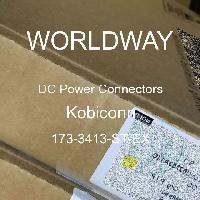 173-3413-ST-EX - Kobiconn - DC Power Connectors