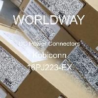 16PJ223-EX - Kobiconn - DC Power Connectors
