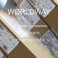 173-50P10TIP-EX - Kobiconn - DC Power Connectors