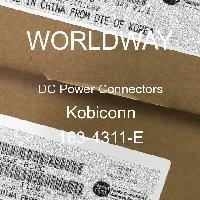 163-4311-E - Kobiconn - DC Power Connectors